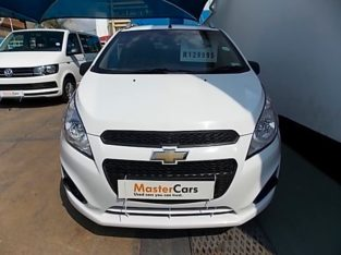 A neatly used 2013 Chevrolet Spark 1.2 L 5dr