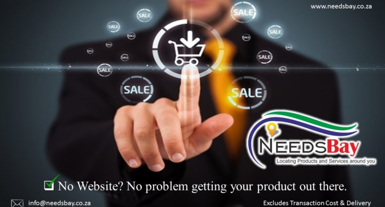 Needsbay: E-platform for Products and Services