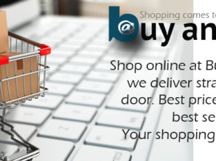 Shopping Comes to life at Buyanything.co.z
