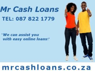 Are you looking for a loan, but you have bad credit or are blacklisted?