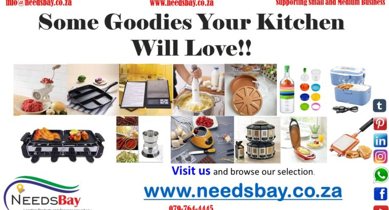 Needsbay.co.za : Kitchenware for Mothers Day?