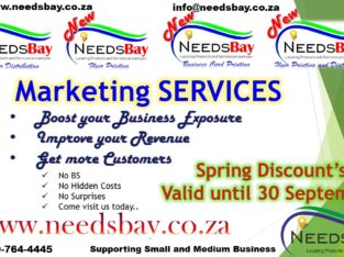 Needsbay.co.za : Services Loading