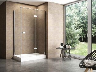 Top Shower Enclosure, Shower Doors | DABBL Shower