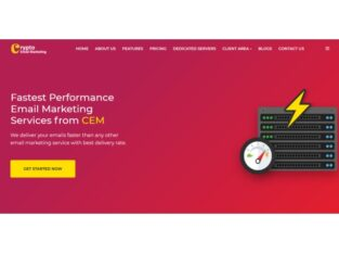 Fastest Performance Email Marketing Servicers from