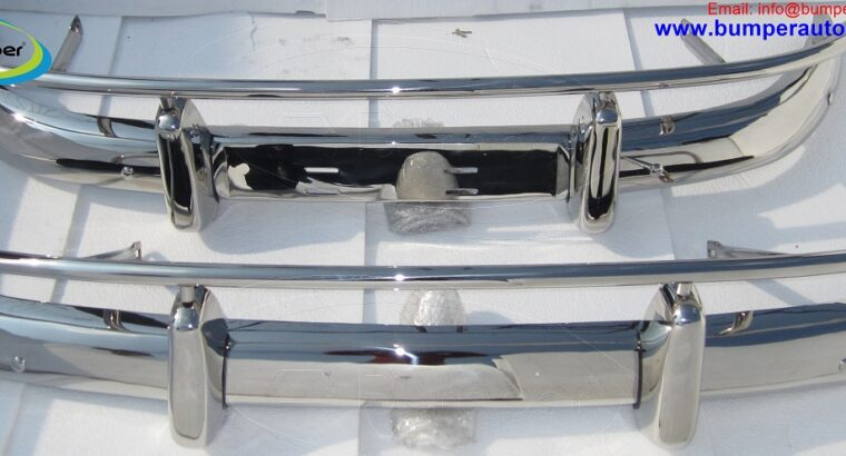 Volvo PV 544 US bumpers