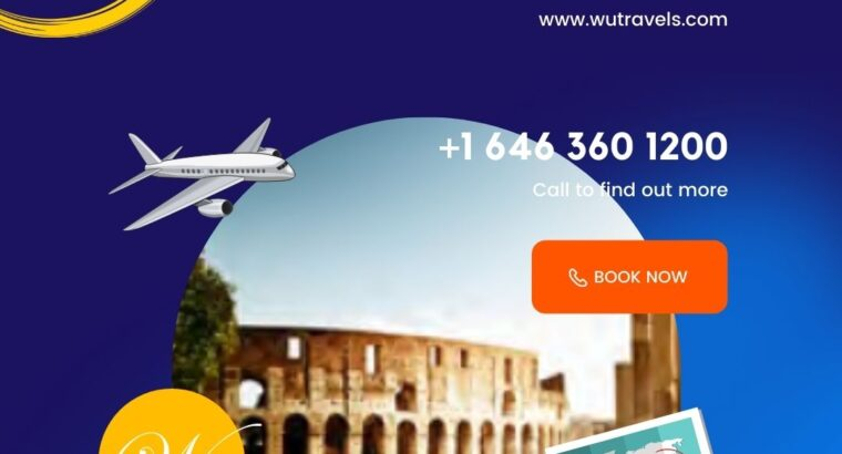Let's go Travel! Italy is waiting!